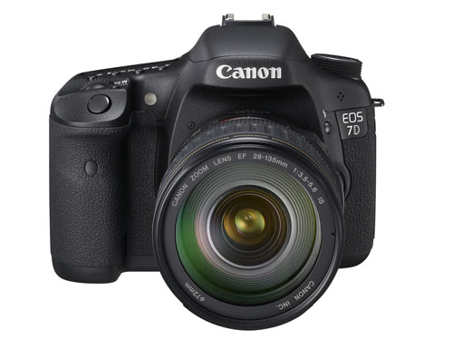 Canon's 7D, which is essentially a 60D with fancy marketing and a higher price tag