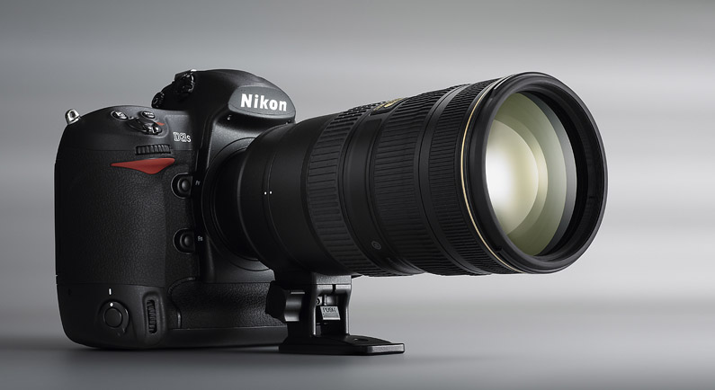 The Nikon DS3, now with 720p video and ISO up to 12.8K/100K(boost)